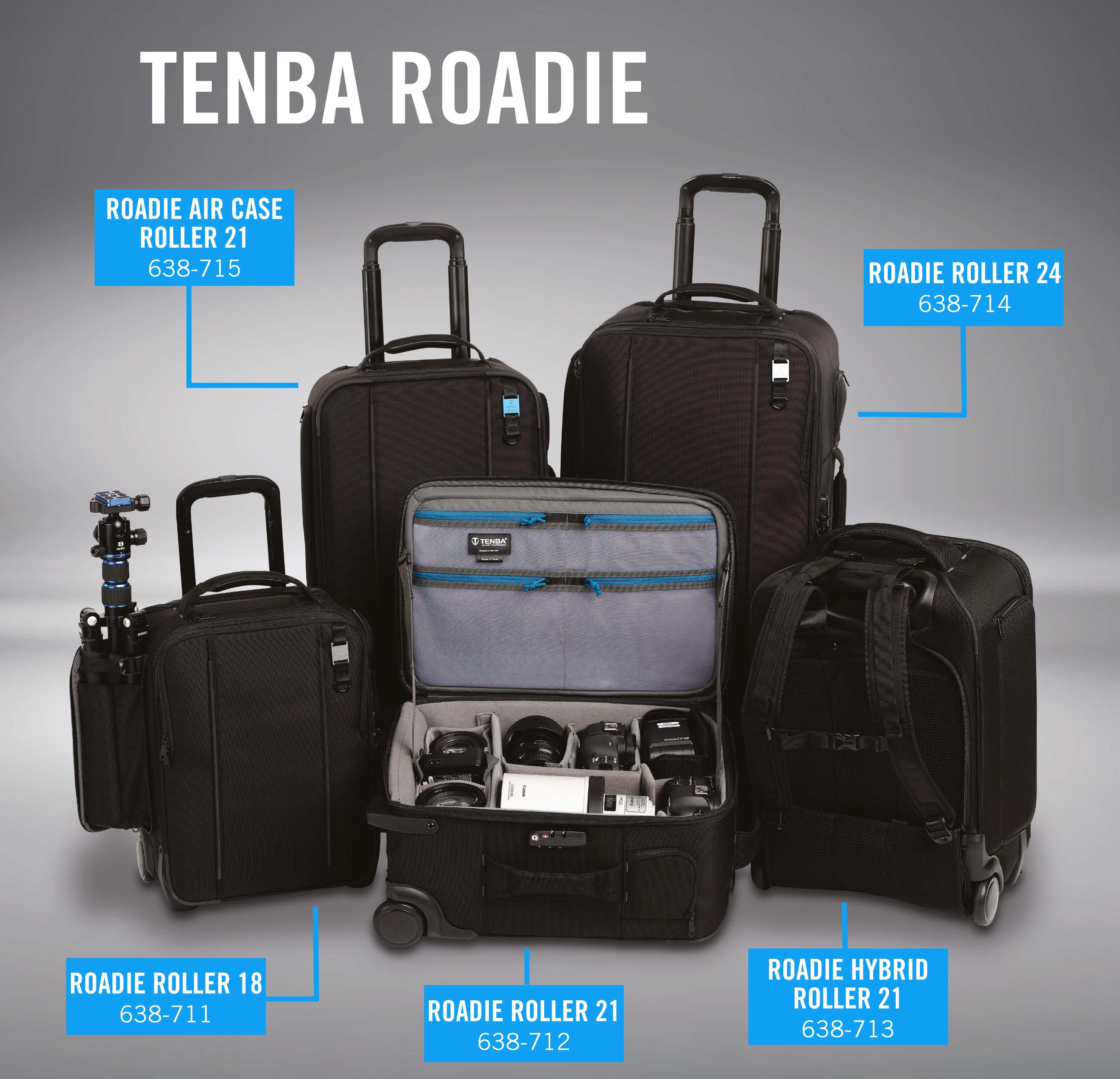 Nowa kolekcja TENBA Roadie