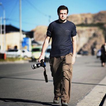 Jakub Połomski - fotograf górski