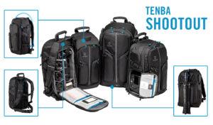 Kolekcja TENBA Shootout