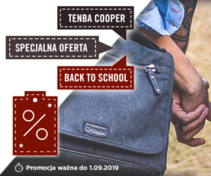 BACK TO SCHOOL - TENBA COOPER